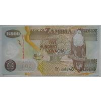 Замбия 500 квача 2006 г. (g)
