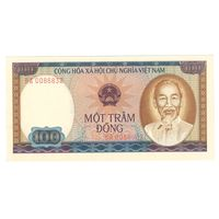 Вьетнам 100 донгов 1980 года. Состояние UNC-!
