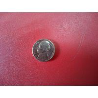 5 центов 1987 США