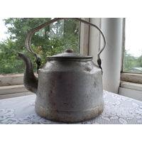 Чайник алюминиевый 4л.Ретро СССР