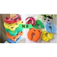 Блокираторы на мебель N8 стоппер для дверей (защита от детей)