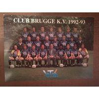 ФК Брюгге 1992-93