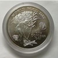 Маврикий 10 рупий 1981