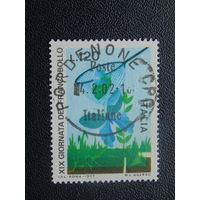 Италия 1977г. Флора-фауна.