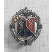 Франция, знак 1-й кавалерийский полк Иностранного легиона