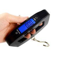 Цифровой безмен Electronic Luggage Scale до 50кг, Подсветка! Упаковка!
