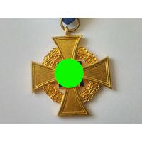 Крест 40 лет гражданской выслуги. Оригинал. Арт 16