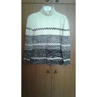 Уютный свитер женский из ангорки