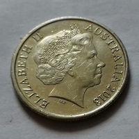 5 центов, Австралия 2013 г.