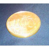 100 ливров  Ливан 1995