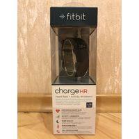Часы, фитнес браслет fitbit charge hr, USA