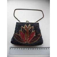 Дамская сумочка из бисера