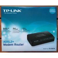 ADSL модем Tp-Link TD-8816