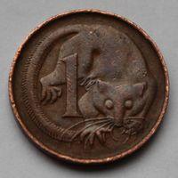 1 цент 1966, Австралия