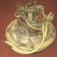 Электродвигатель от пылесоса Вихрь