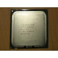 Процессор 64-битный 2x2.6GHz Intel Celeron E3400 LGA775