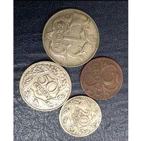 75 грошей и 1 злотых 1929 Польши ( Rzeczpospolita Polska )