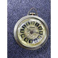 Женские механические, Швейцарские часы-кулон GLAMOR  выпущены в 1960-70 гг.