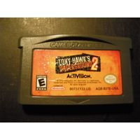 Game Boy Advance Tony Hawk's Undeground 2