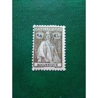 Мозамбик. Португальская колония. ЖНИЦА. 1921 год.