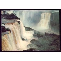 Бразилия Водопад