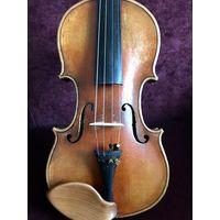 Австрийская старинная  скрипка Anton Ostrizek