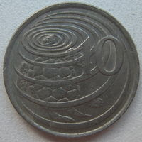 Каймановы острова 10 центов 1982 г. (gl)