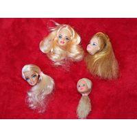 Голова от куклы Барби - лот