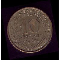 10 сантимов 1969 год Франция