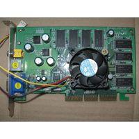Видеокарта SP7300 (GF4 MX440) AGP 128/128