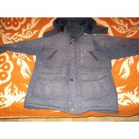 Куртка зимняя bear капюшон отстегивается р.50-54