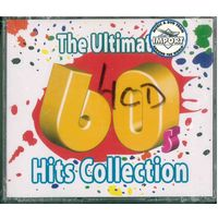 4CD Box-set Various - The Ultimate Hits Collection 60's