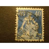 Швейцария. 1922г.