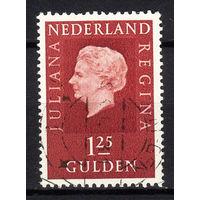 1969 Нидерланды. Королева Юлиана