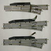 Стрелочные переводы (электромеханические) ROCO HO (1:87/16,5mm)