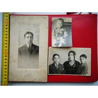Семья белорусских эмигрантов в Чикаго.