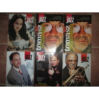 Журнал Jazz Квадрат N43,44,45,46,48, 2003 год