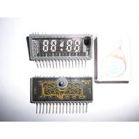 Индикатор ИЛЦ7-4/7л вакуумный люминесцентный ИЛЦ для будильника