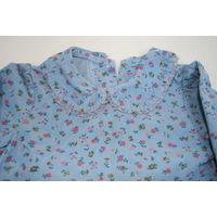 Платье вельветовое 5-6 лет