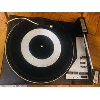 Диск проигрыватель аккорд тонарм эпу 73