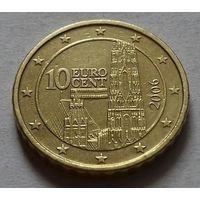 10 евроцентов, Австрия 2006 г.