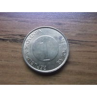 Словения 1 толлар 2001