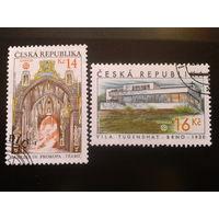 Чехия 2005 UNESCO полная серия