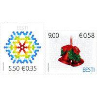Новый год и Рождество, Праздники Эстония 2009 **