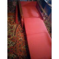 Кресло-кровать (аккордеон)
