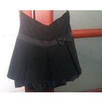 Школьная форма: юбка, пиджак +2 рубашки в подарок