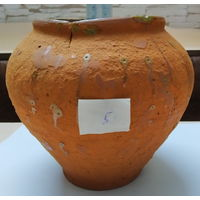 Горшочек глиняный 5