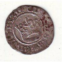 Полугрош 1521 года. Людвиг II Ягеллончик, Свидница