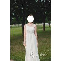 Платье в греческом стиле в пол.