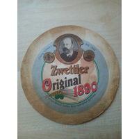 Бирдекель (подставка под пиво) Zwettler/Австрия
